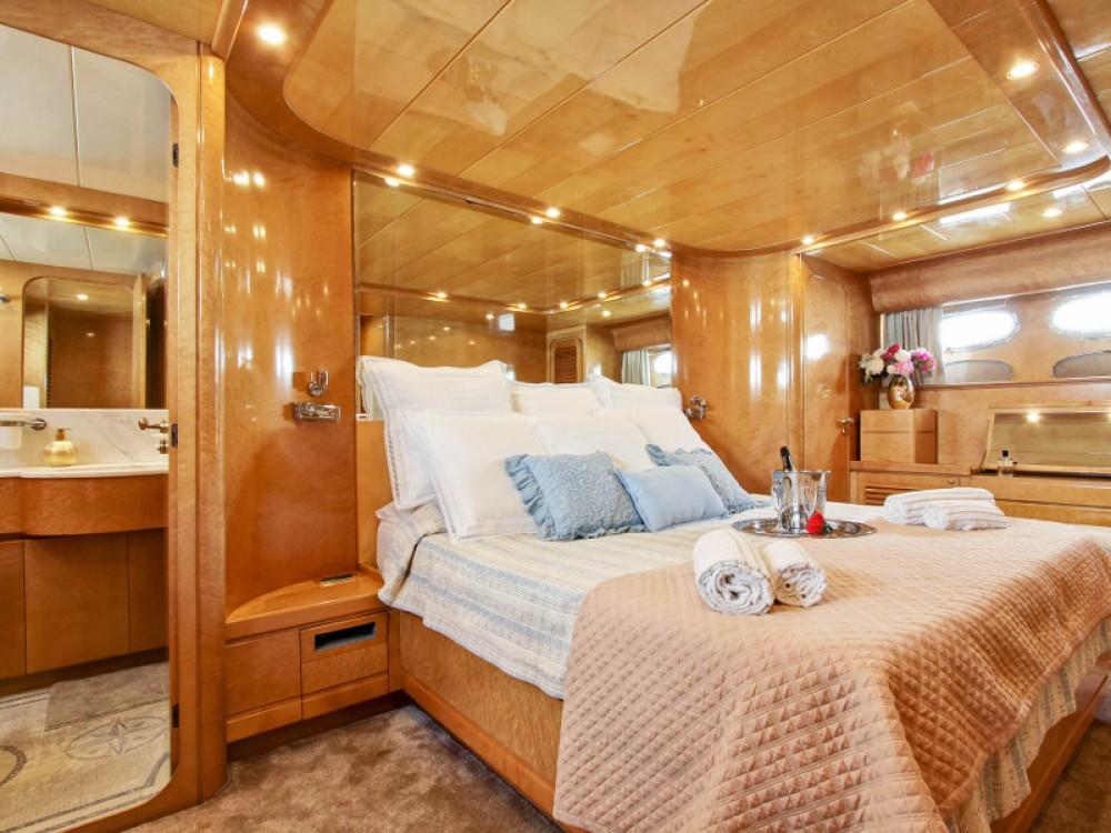 Rental Yacht in  -  Rizzardi Posillipo Technema 80