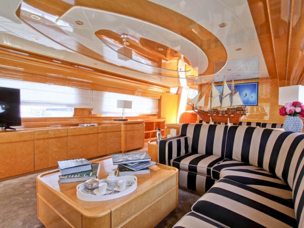 Boat rental  cheap Rizzardi Posillipo Technema 80