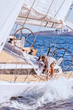 Hire Sailboat with or without skipper X-Yachts Λαύριο