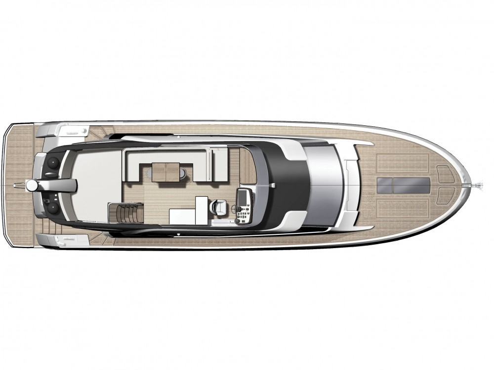 Yacht for rent ACI Marina Split at the best price