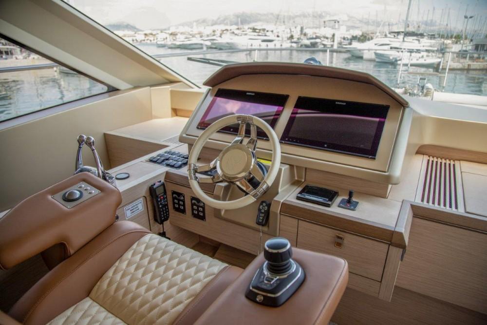 Boat rental Bénéteau Monte Carlo 6 (2019) in ACI Marina Split on Samboat