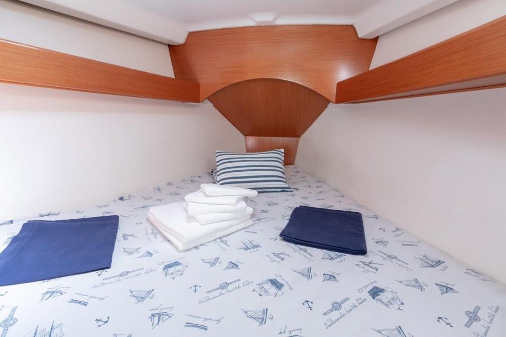 Boat rental Split cheap Cyclades 43.4 (2007) new full batten mainsail and dinghy 2012, bimini 2013, new genoa 2017, new upholstery 2017