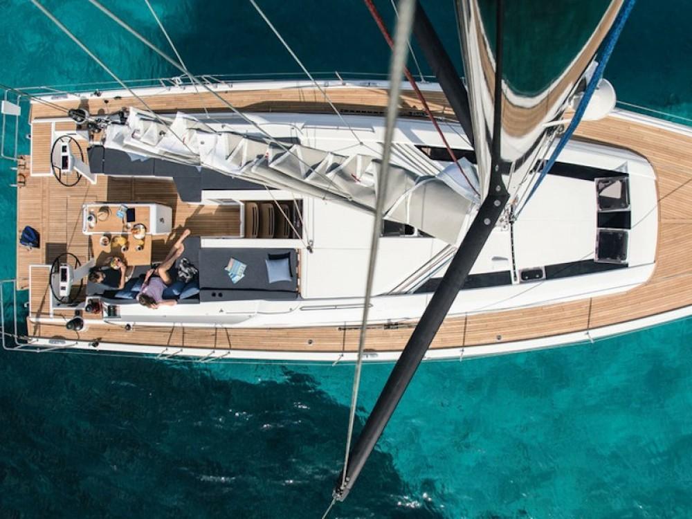 Boat rental Palma cheap Oceanis 51.1