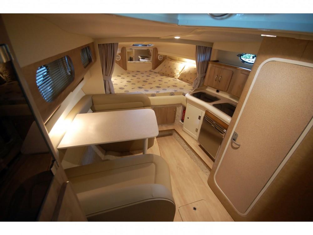 Rent a  San Boat 980 Cuddy Trogir