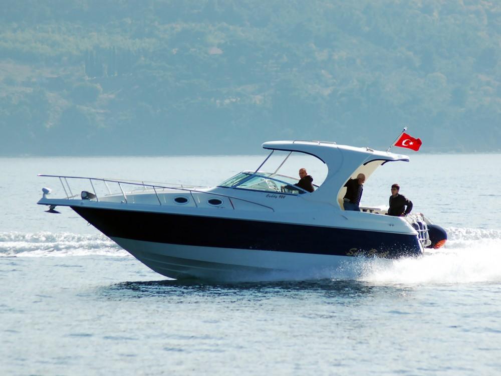 Boat rental Trogir cheap San Boat 980 Cuddy