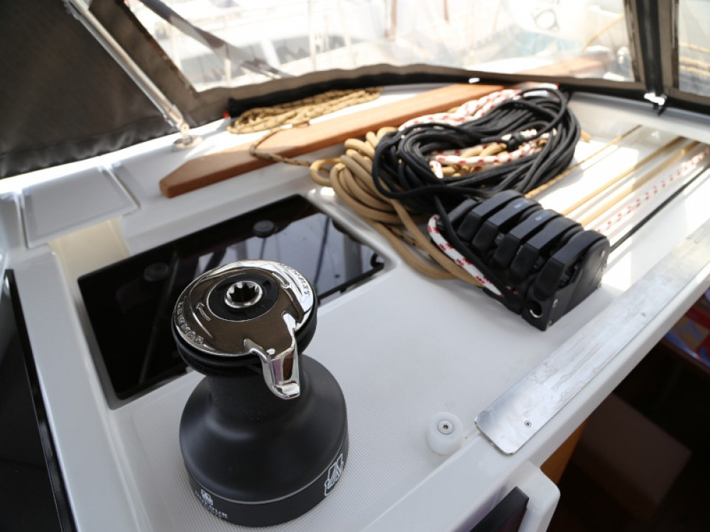 Hire Sailboat with or without skipper Dufour Kaštel Gomilica