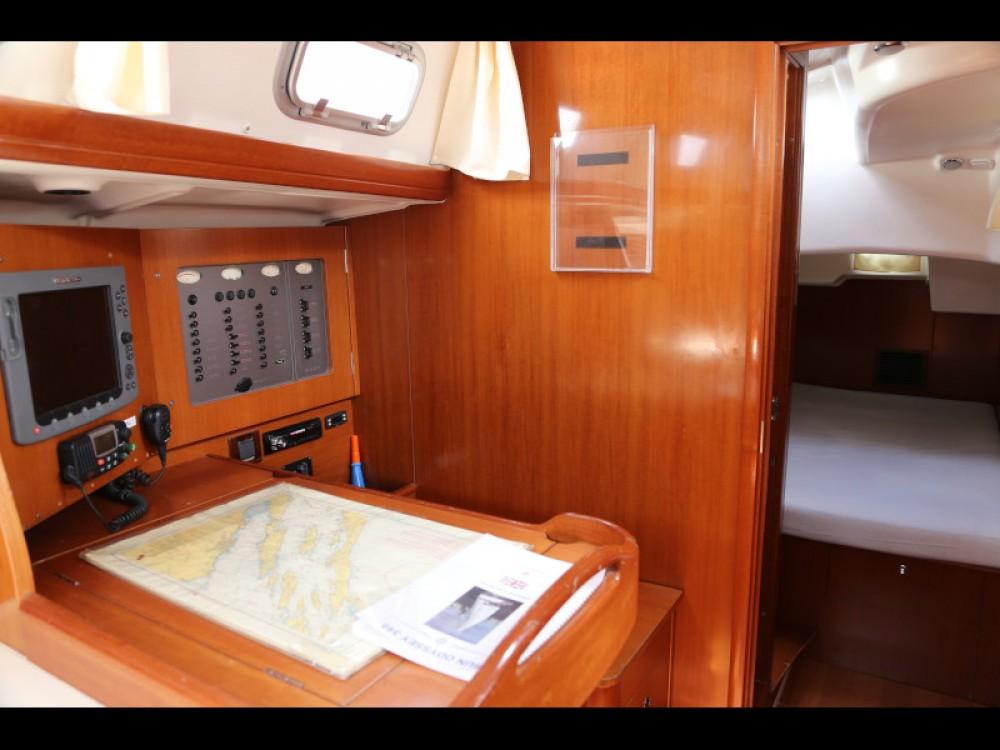 Bénéteau Beneteau Oceanis 523 between personal and professional