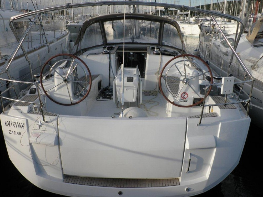 Rental yacht Sukošan - Jeanneau Sun Odyssey 509 on SamBoat