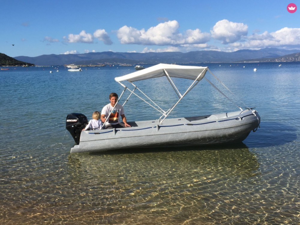 RIB for rent Rieti at the best price