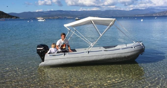 Boat rental Fun Yak Fun Yak 390 in Campomoro on Samboat