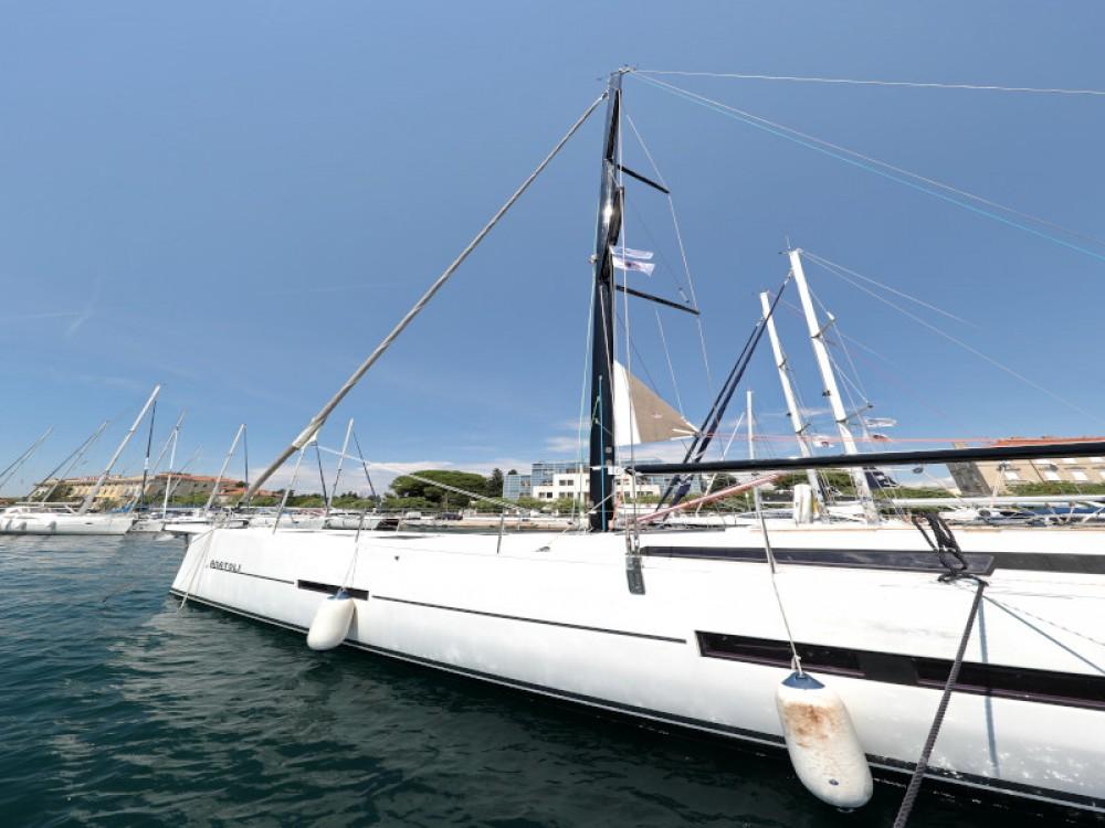 Sailboat for rent D-Marin Borik at the best price