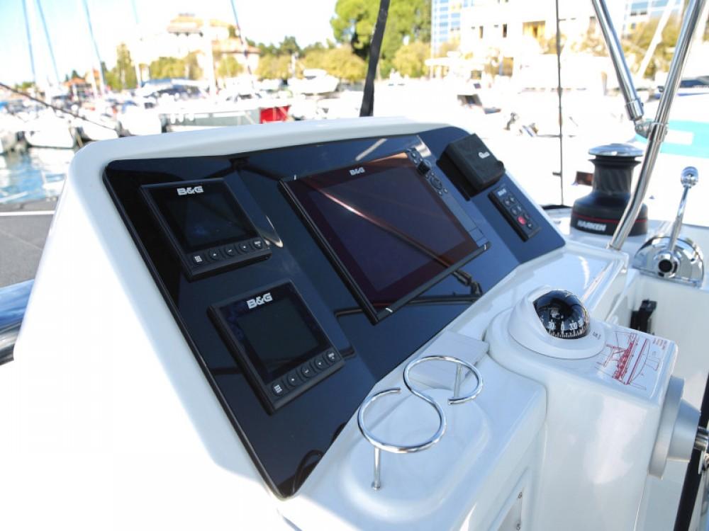 Rental Catamaran in Zadar - Lagoon Lagoon 450  Flybridge
