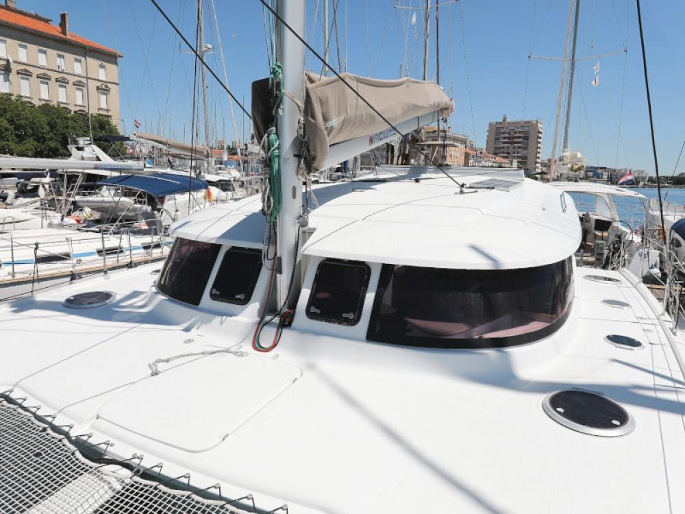 Rental yacht Zadar - Fountaine Pajot Lipari 41 on SamBoat
