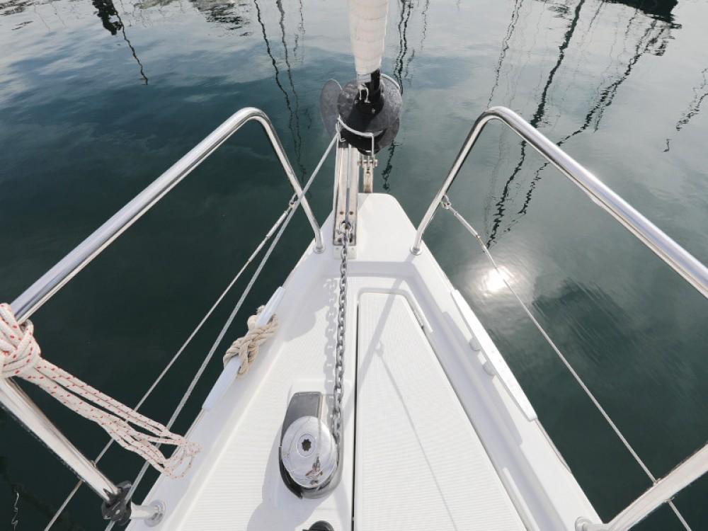 Boat rental Marina Zadar cheap Oceanis 41.1