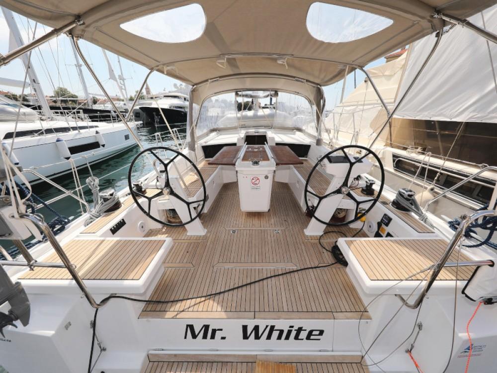 Boat rental Marina Zadar cheap Oceanis 46.1