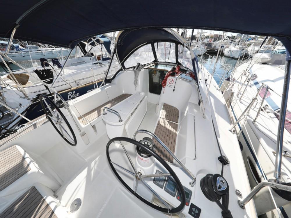 Rent a Jeanneau Sun Odyssey 39i Marina Zadar