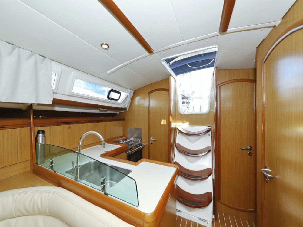 Rental Sailboat in Marina Zadar - Jeanneau Sun Odyssey 39i