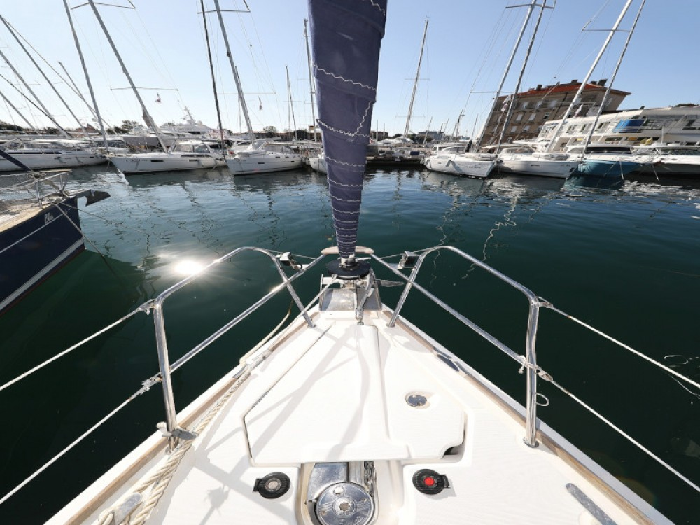Hire Sailboat with or without skipper Jeanneau Marina Zadar