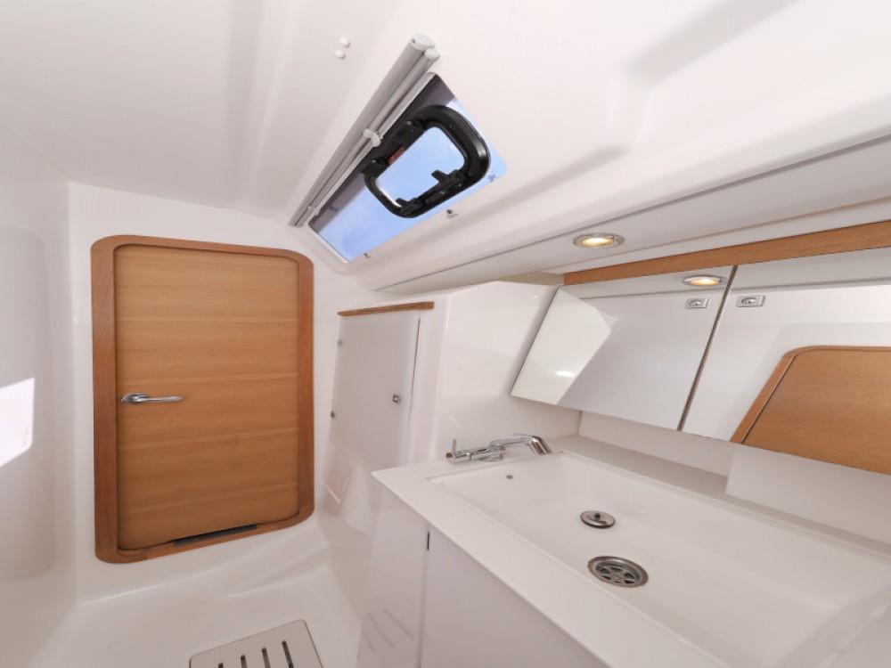 Boat rental Zara cheap Dufour 450 GL