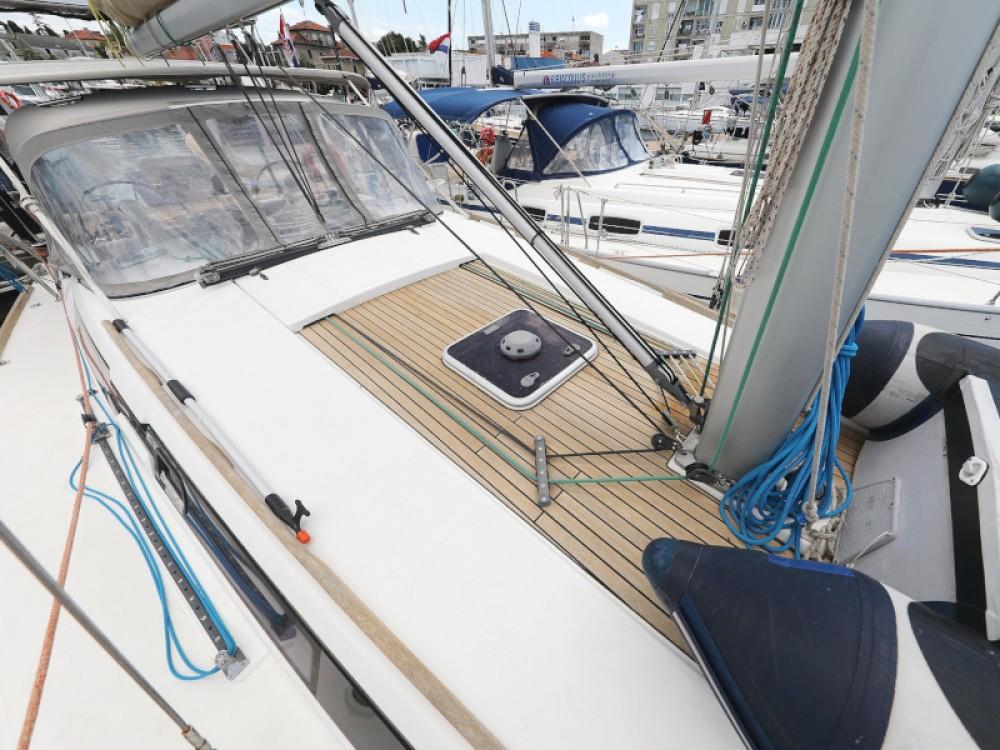 Boat rental Marina Zadar cheap Dufour 380