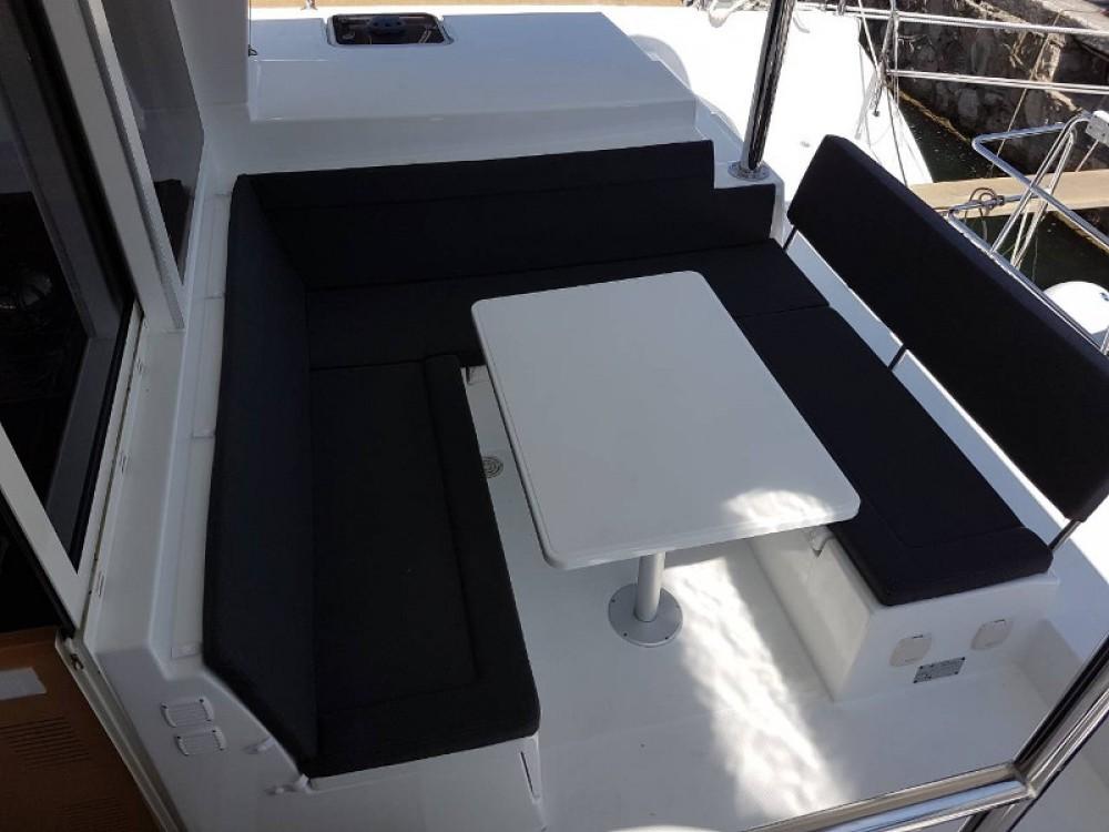 Boat rental Alimos Marina cheap Lagoon 400Lagoon 400