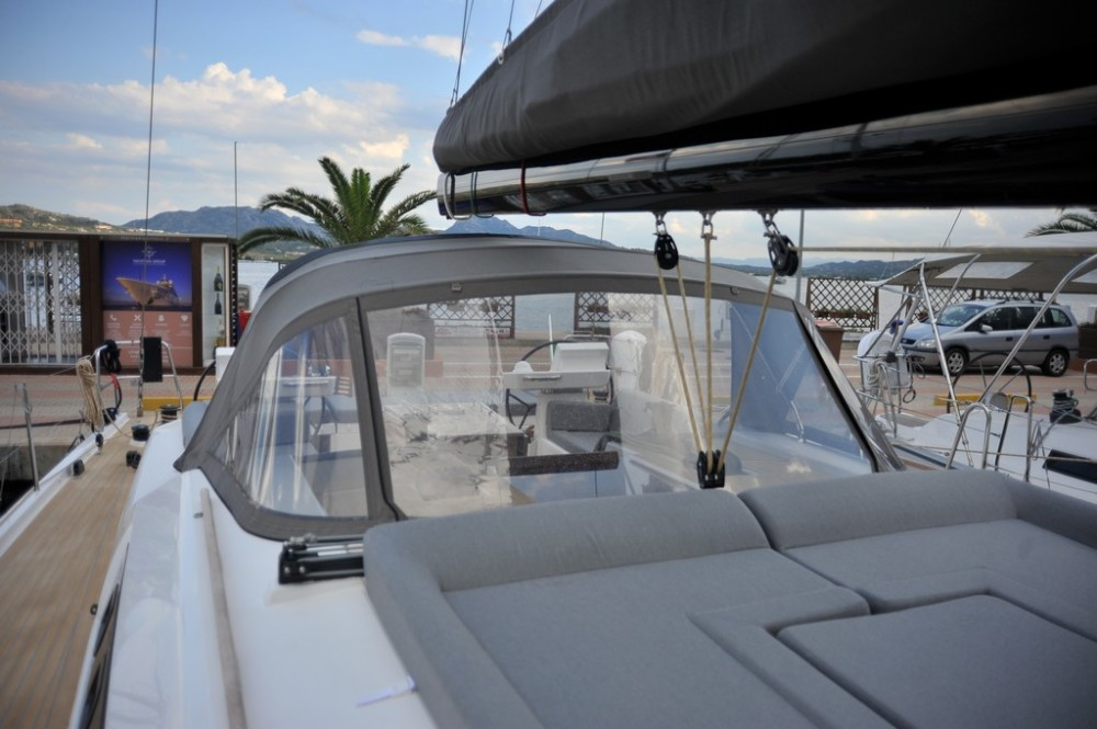 Dufour Dufour 56 Exclusive between personal and professional Olbia