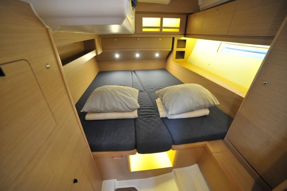 Boat rental Olbia cheap Dufour 520 GL