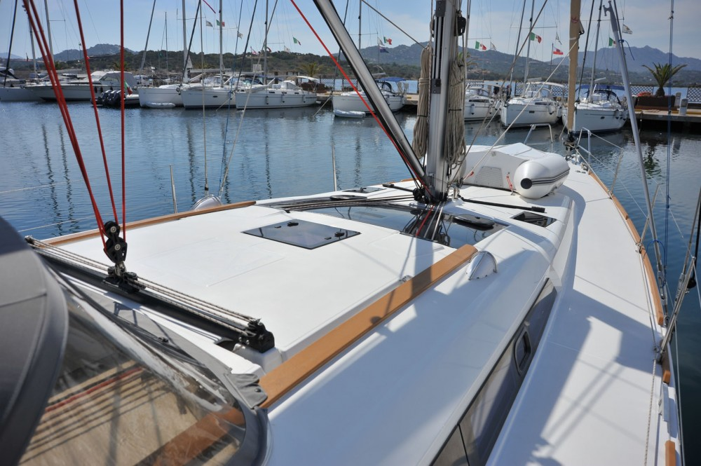 Boat rental Olbia cheap Dufour 460 Grand Large