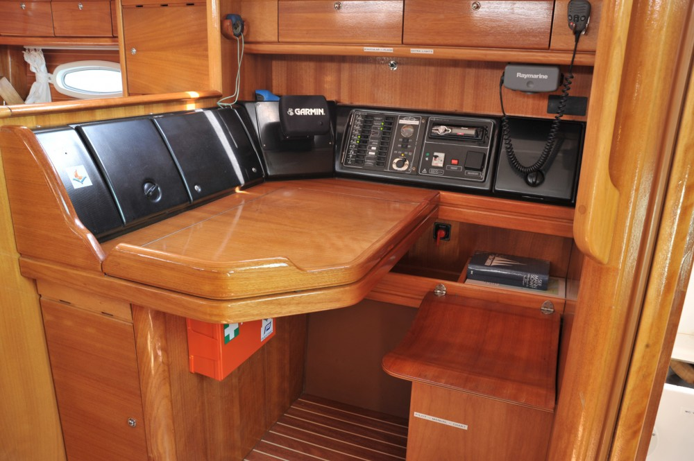 Boat rental Bavaria Bavaria 50 Cruiser in Olbia on Samboat