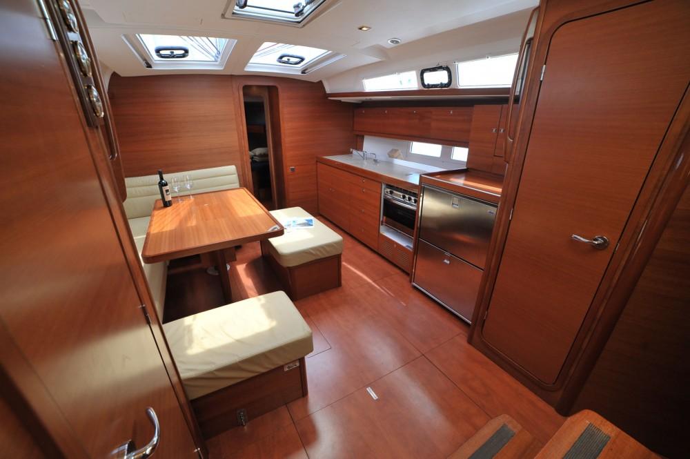 Rental Sailboat in Marina di Portisco - Dufour Dufour 460 Grand Large