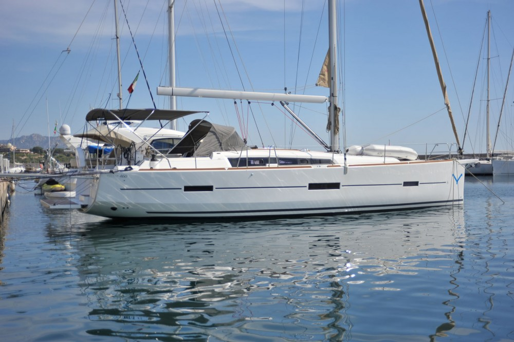 Rental Sailboat in Olbia - Dufour Dufour 460 Grand Large