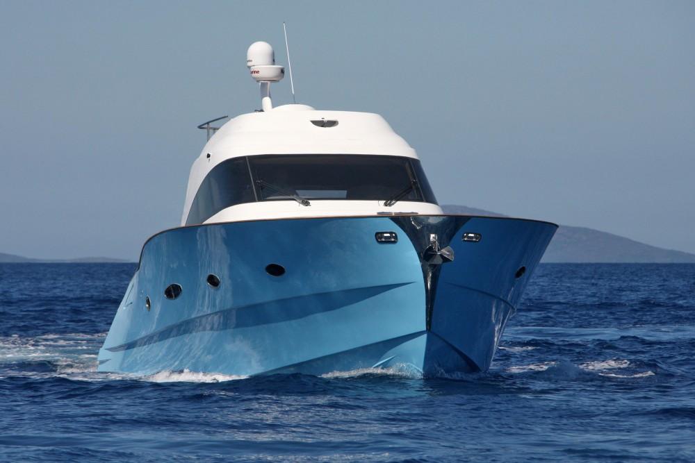 Boat rental  cheap Lobfish 57
