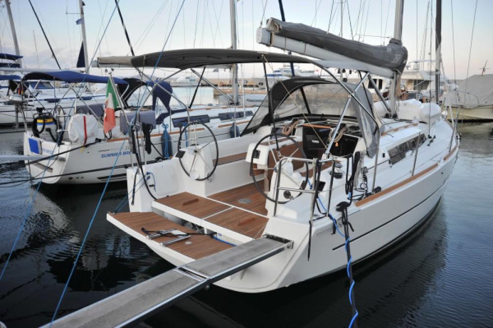 Boat rental Olbia cheap Dufour 350 Grand Large