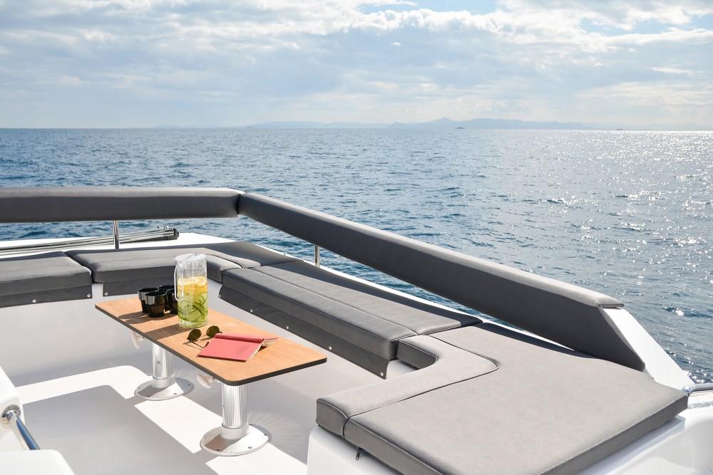 Dufour Dufour Catamaran 48 between personal and professional