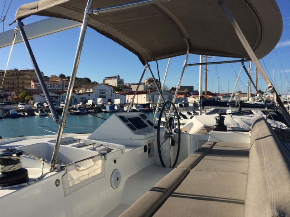 Rental yacht Torre del Greco - Lagoon Lagoon 450 on SamBoat