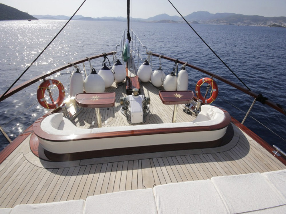 Sailboat for rent Bodrum at the best price