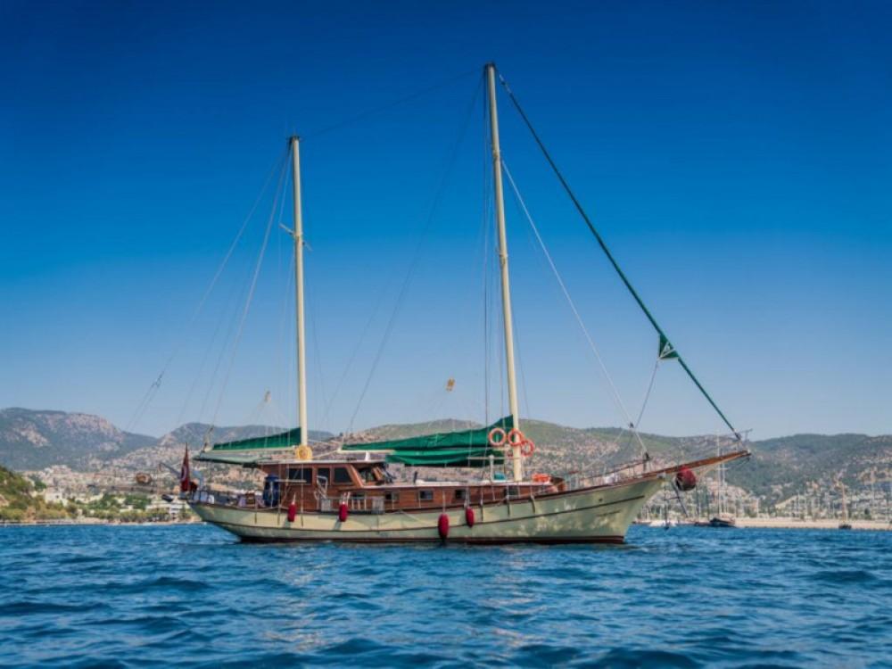 Boat rental Bodrum cheap Gulet Golden Princess