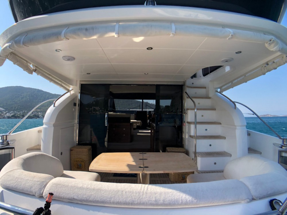 Hire Motorboat with or without skipper Princess Bodrum