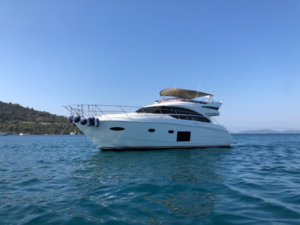Princess Princess 52 Fly between personal and professional Bodrum