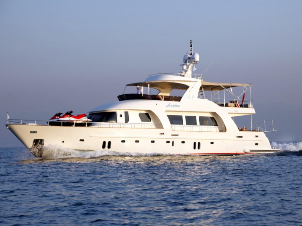 Rental yacht Bodrum -  Motoryacht Azmim on SamBoat