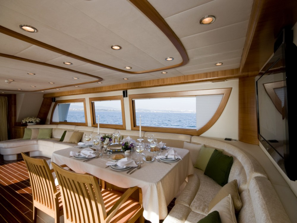 Yacht for rent Bodrum at the best price