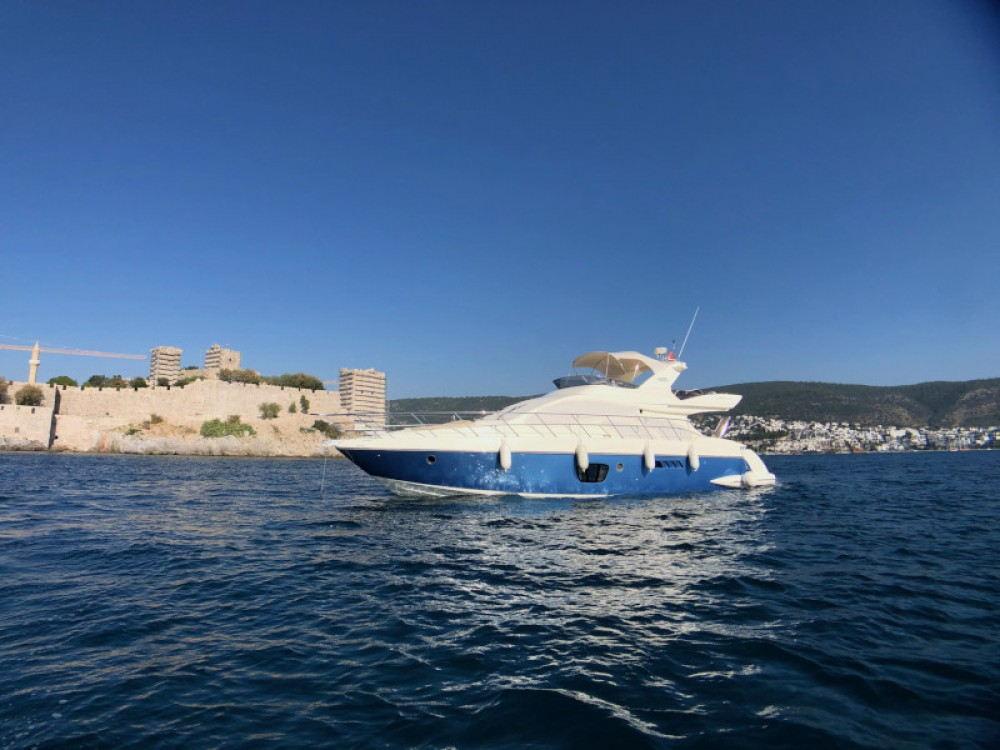 Motor boat for rent Bodrum at the best price