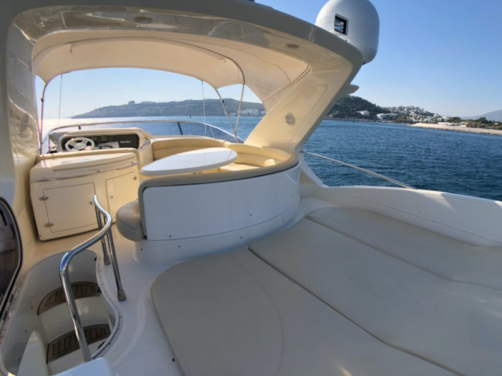 Hire Motor boat with or without skipper Azimut Bodrum