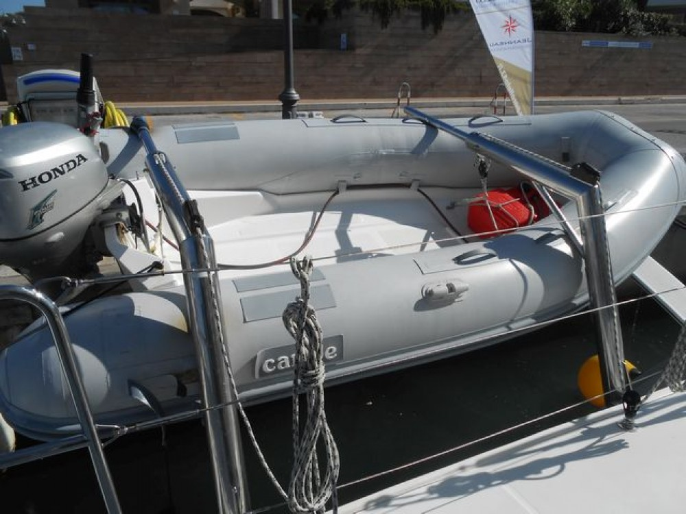 Boat rental Nettuno cheap Lagoon 421