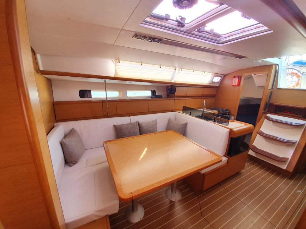 Rental Sailboat in Thailand - Jeanneau Jeanneau Sun Odyssey 409