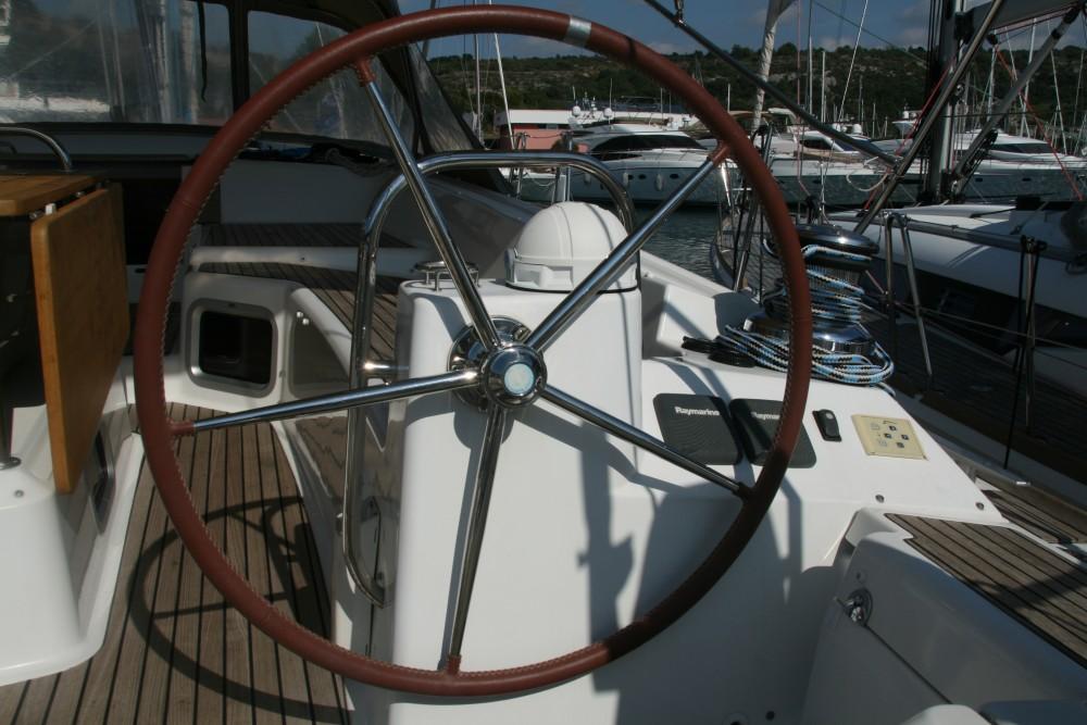 Sailboat for rent ACI Marina Skradin at the best price