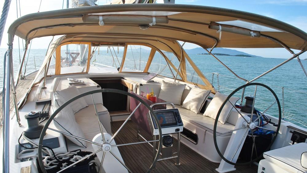 Sailboat for rent Ko Samui at the best price