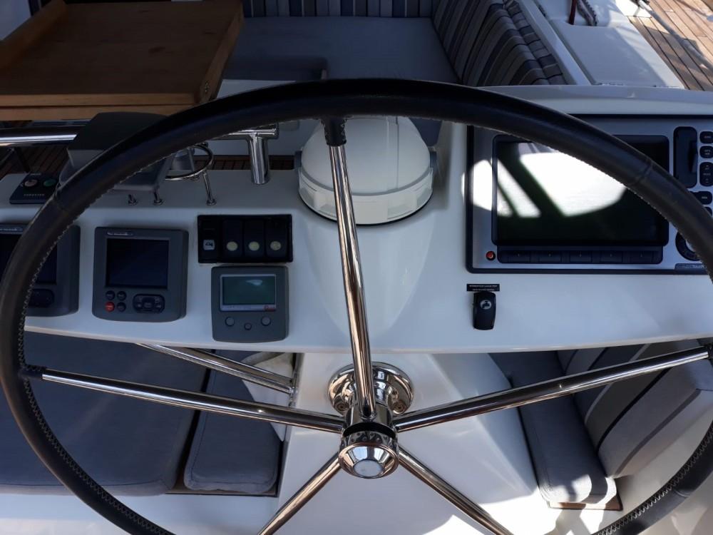 Boat rental Marmaris cheap Sense 50