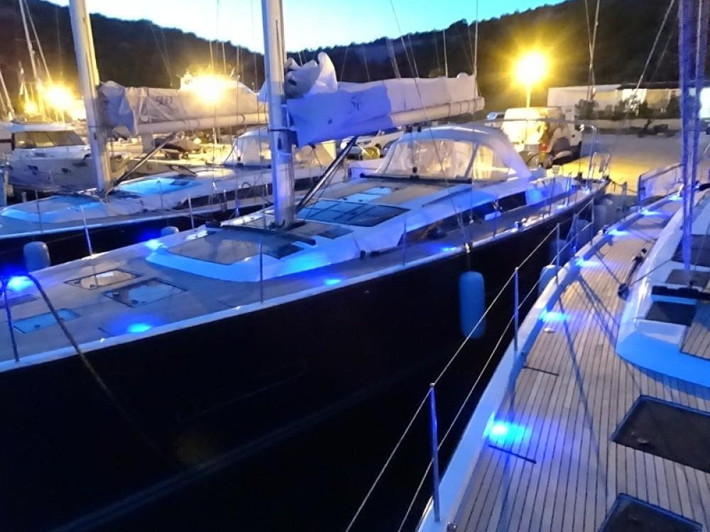 Boat rental Primošten cheap Dufour 560 Grand Large
