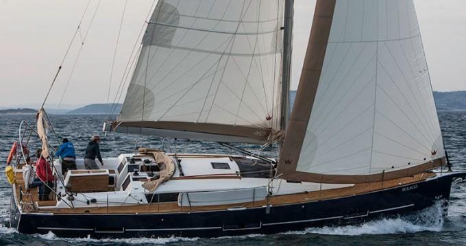 Boat rental  cheap Dufour 460 Grand Large